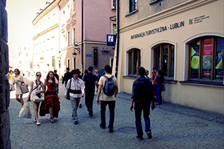 The Lublin Centre of Tourist and Cultural Information