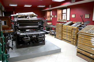 The House of Words – The Chamber of Printing